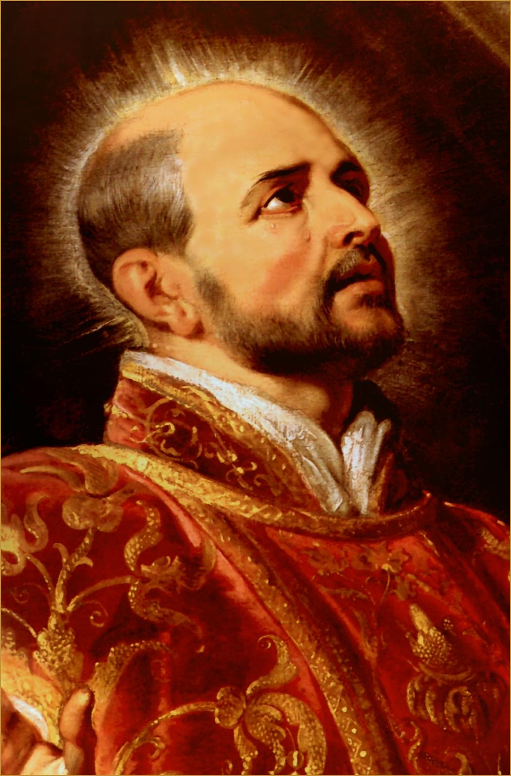 Loyola ignatius