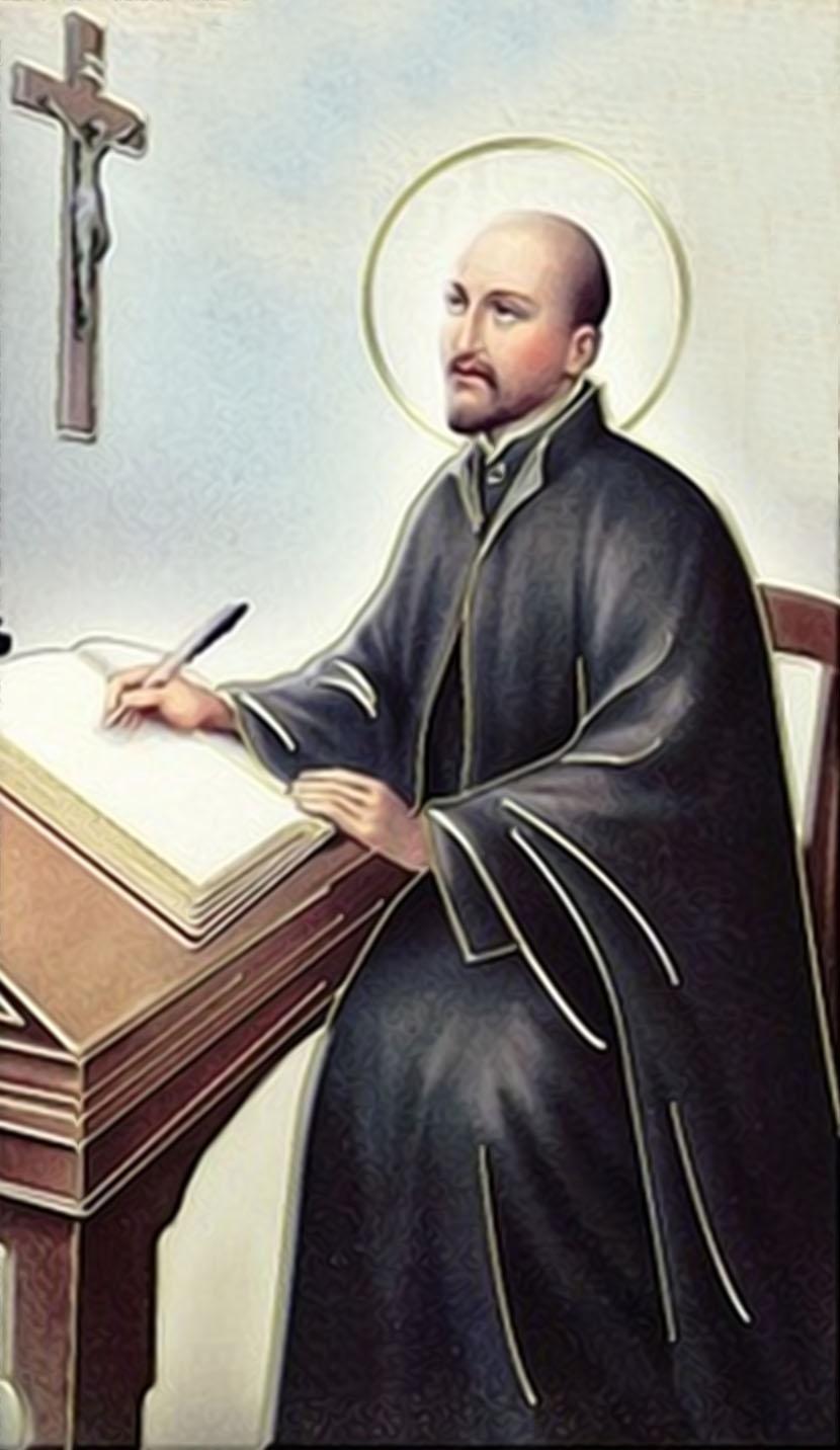 Ignatius Prayer
